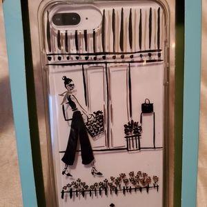 KATE SPADE New York Window Shopping iPhone case